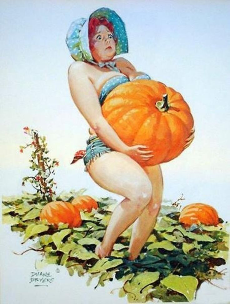 Autumn Hilda by Duane Bryers